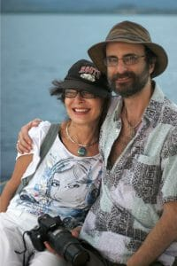 Photo of Alan and Ruth in Cuba prior to the accident